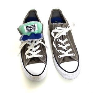 Converse All Stars Double Tongue Shoes